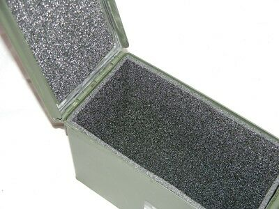Precut closed cell Foam Liner Kit upgrades your 30cal 30 cal caliber Ammo Can