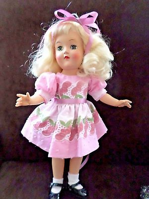 """Doll Outfit ~ Handmade ~ NEW ~ fits 14"""" Vintage Ideal Toni  Doll"""