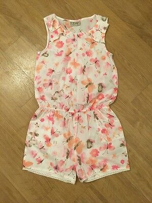 NWOT Girls Next Summer Playsuit - Age 7 Years