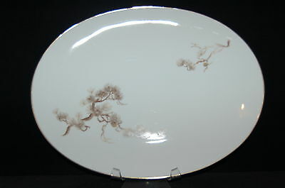 Sango Larchmont Large Oval Serving Platter