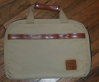 Vintage Boy Scouts of America Soft Briefcase or Computer Bag - BSA BEST
