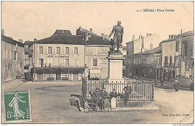 47-Nerac-Place Carnot-N°R2043-E/0309