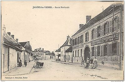 51-Jalons Les Vignes-Route Nationale-Cafe Billard-N°R2044-A/0213