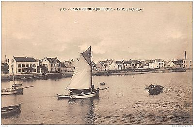 56-Saint Pierre Quiberon-Le Port D Orange-N°R2045-F/0291