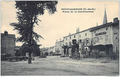 63-Sauxillanges-Place De La Constitution-N°R2046-E/0057