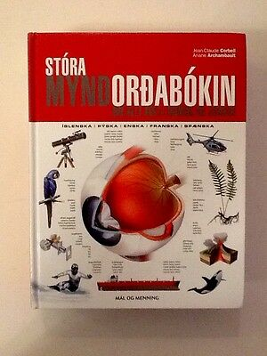 Big Picture Dictionary Icelandic English German French Spanish About Everything!
