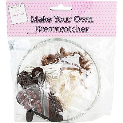 Dream Catcher Make Your Own Dream Catcher Kit Craft Activity Home Decoration