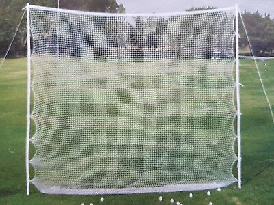 Professional Golf Driving Wall/Net – easy set up practice driving net