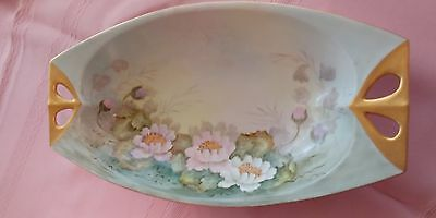 Hutschenreuther Selb LHS 1920's Porcelain Bowl Collection STUNNING! Hand Painted