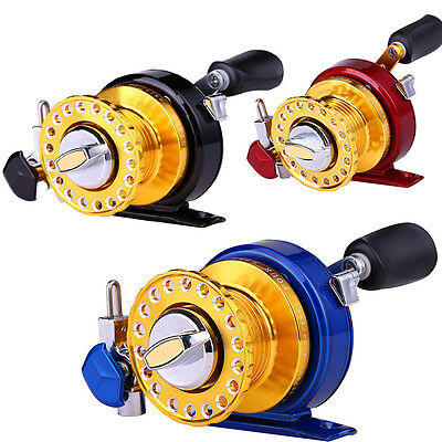 Fishing Reel Boat Fly Ice Raft Fishing Tackle Gear Spincasting Fish Reels (1pc)