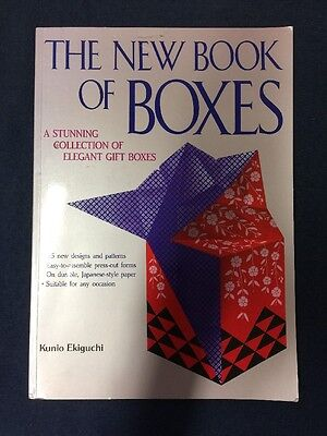 The New Book of Boxes by Kunio Ekiguchi (Paperback, 1994)