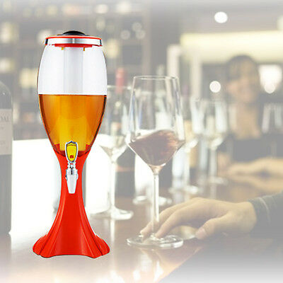 Beer Machine Tabletop Ice Cold Drink Beverage Dispenser Summer Necessary