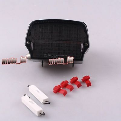 Motorcycle LED Rear Tail Brake Light Turn Signal Lamp Taillight For BMW R100R