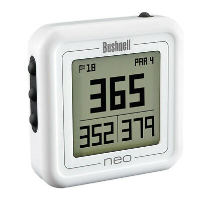NEW Bushnell Neo Ghost GPS White