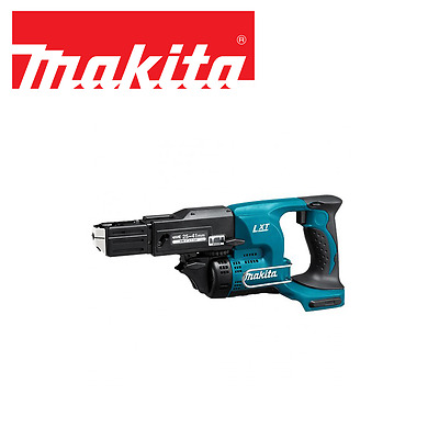 "Makita 18V LXT Li-Ion 1/4"" Cordless Auto-Feed Screwdriver DFR450ZX - Tool Only"