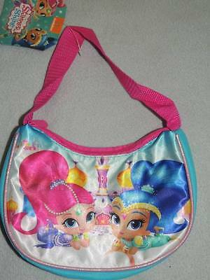 Shimmer And Shine Girls Purse New!