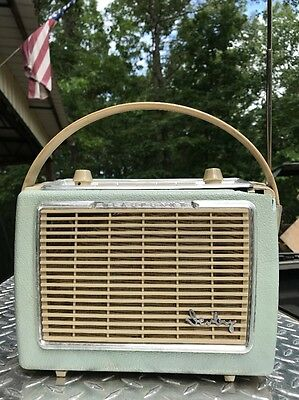 VW Blaupunkt Derby Portable, Car & Picnic Radio; Kombi; Porsche, Split; T1