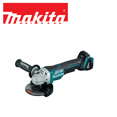 "Makita 18V Li-Ion Cordless Brushless 125mm (5"") Angle Grinder DGA508Z Skin Only"