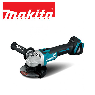 "Makita 18V Li-Ion Cordless Brushless 125mm (5"") Angle Grinder DGA506Z Tool Only"
