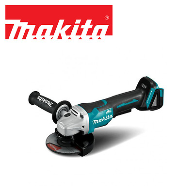 "Makita 18V 125mm (5"") Corded Brushless Angle Grinder DGA505Z Tool Only"