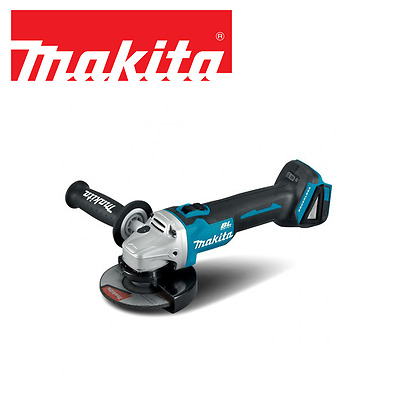 "Makita 18V Li-Ion Cordless 125mm (5"") Brushless Angle Grinder DGA504Z Tool Only"