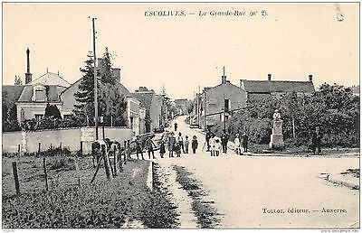 89-Escolives-La Grande Rue-N°R2048-H/0245