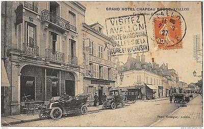 89-Avallon-Grand Hotel Chapeau-N°R2049-A/0191