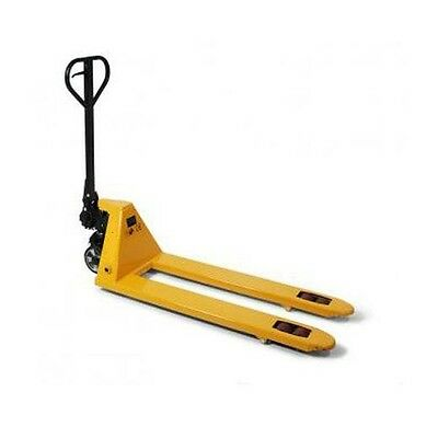 Total Lifter AC25 · Hand Pallet Truck · 540mm x 1150mm · 2500kg Capacity