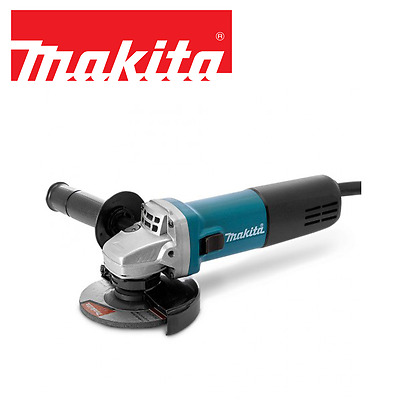 "Makita - High Performance - 840W 115mm (4.5"") Corded Angle Grinder - 9557NB"