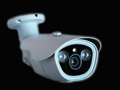 Comadd* Telecamera Camera Ahd Sorveglianza 3,6 Mm 2.0 Mp 2 Led Array Ccd Offerta