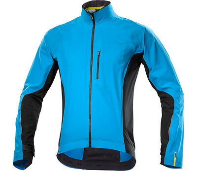 Mavic Cosmic Elite H2O Bike Jacket Dresden Blue