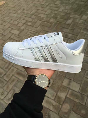 Fashion Men's Running Breathable Sports Casual Athletic Sneakers Shoes Superstar