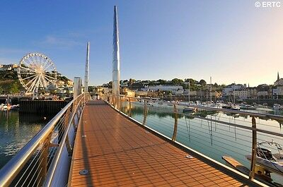 Holiday Devon Torquay - for up to 5 people, various dates