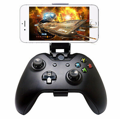 Xbox One Controller Smartphone Clip - Phone Mobile Game Pad Mount Android iPhone