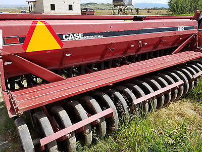 PRICE REDUCED AGAIN Case 6200 Grain Drill 11foot good shape