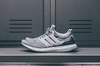 f32f1d324ae Adidas Ultra Boost 3.0 Silver Pack size 8.5. Super Bowl LTD. BA8143. grey