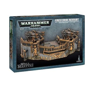 Firestorm Redoubt Warhammer 40,000 Games Workshop