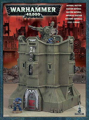 Imperial Bastion Warhammer 40,000 Games Workshop