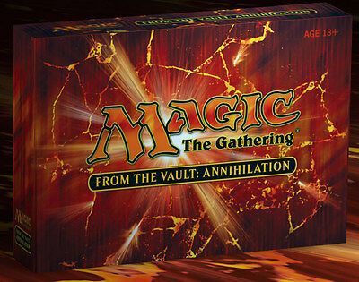 Magic The Gathering From the Vault Annihilation MTG
