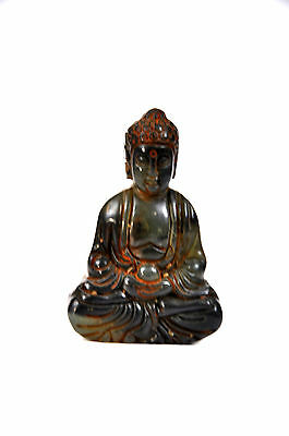 jade asiatika schnitzerei amulett china buddha feng shui netsuke gl cksbringer eur 14 90. Black Bedroom Furniture Sets. Home Design Ideas
