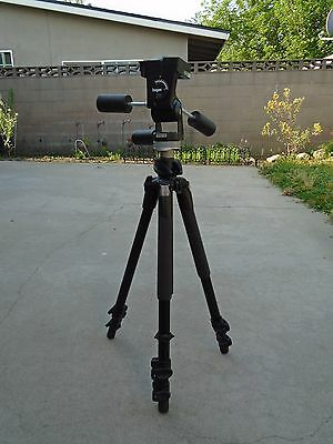 Manfrotto tripod with Bogen head