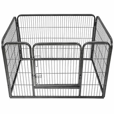 Cage for small dogs or puppies of dog and cat, interior ideal and patio