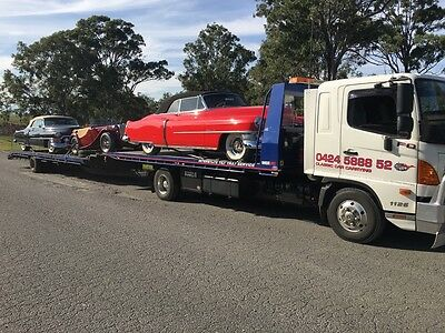 Interstate Car, Boat & Caravan Transport