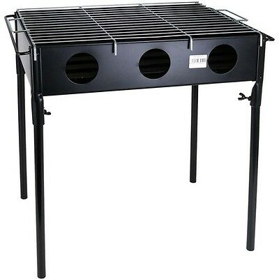 Barbecue iron painted n3 51x33cm