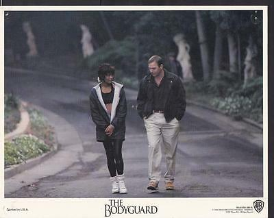 Whitney Houston Kevin Costner The Bodyguard 1992 original movie photo 30625