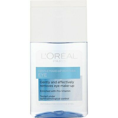 L'Oreal Paris Gentle Make-Up Remover Eye 125ml