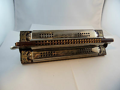 Mundharmonika Tremolo Harmonica M.Hohner Made in Germany