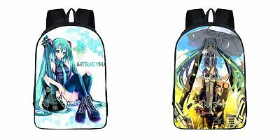 Neu VOCALOID Miku Hatsune Anime Cosplay Tasche Backbag Rucksack Bag 42x29x16CM
