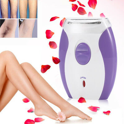Women Rechargeable Body Hair Removal Electric Body Epilator Machine LS
