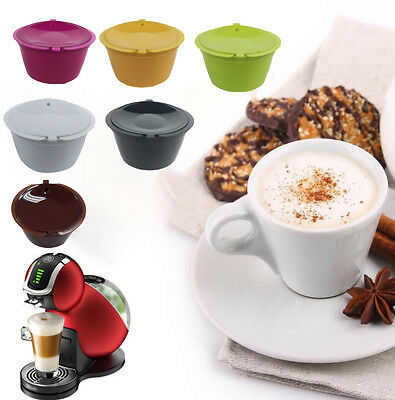 Coffee Capsules Pods K-cups Dolce Gusto Reusable Kitchen Supply Gadget Filter
